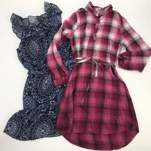 Children's Place 2 Girls Dress Size 10-12